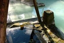 Hot springs&pool