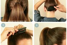 hermosos peinados / peinados que podrás lucir en  fiestas, bodas piñatas entre otros
