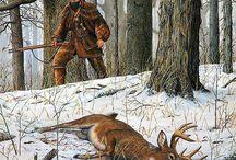Κυνήγι ελαφιών