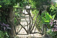Gorgeous Garden Gates
