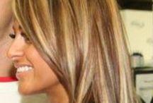 Dark Hair colours