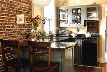 chalupa - kuchyně