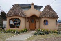 оригинальный дом