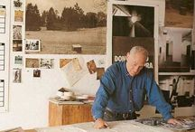 In Studio / Artists and designers in their workplaces / by Julian Montague