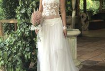 Bride / Bride Vintage dress