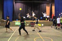 Daytime Activties / Golden Slipper Camp Daytime Activities