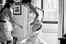 Pretty Little Wedding Lingerie / Just a little inspiration for your private wedding party.