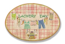 """Home - The Laundry Room / """"This is the way we wash our clothes...."""" / by Ginger Brown"""