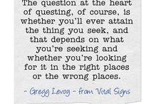 Gregg Levoy Quotes