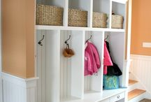 Mudroom/Laundry / by Susan Bronson