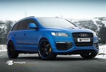 SUV Performance Parts and Styling for Audi, Porsche, Range Rover Sport / SUV Performance Parts for Audi, Porsche Macan, Range Rover Sport