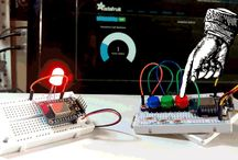 Guziki sterowanie arduino przycisk
