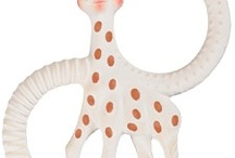 Sophie the Giraffe Products / You might know Sophie - but come check out the amazing range of sophie products brought to you by Vulli (the makers of Sophie!)
