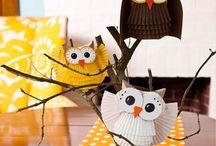 owls / by Melissa Penut