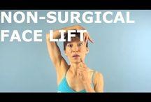 Face yoga videos / Face yoga