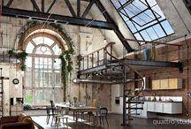 loft design industrial