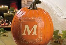 Halloween/Fall! / by Bethany Eubanks