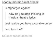 Musicals psychofans