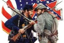 Civil War photos, etc