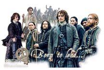 Outlander Fan Art