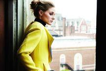My Style Icon: Olivia Palermo / by Jasmine O.