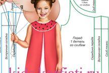 Платья для дочки