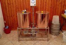 Michele / Vendo impianto pilota produzione birra 65 litri