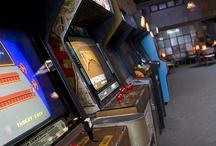 Barcade! Retro arcade and bar / Enjoy retro games in a bar atmosphere