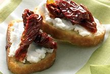 Recipes - Appetizers / by Kristen McConnell
