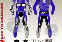 Yamaha blue racing leather suit custom made free delivery