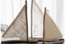 Wooden Sailboats
