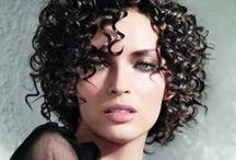 Cortes cabelos cacheados