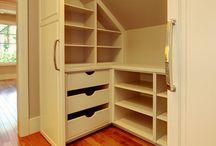 A Schlafzimmer mit Ankleide
