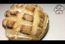 pan casero fácil y rapido