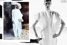 FASHION | inspiring editorials / Gorgeous editorials I come across online and my fashion blog- models, fashion, lookbooks.