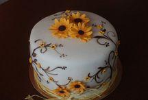 Cake ideas / by Teresa Everly