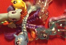 My pony toys