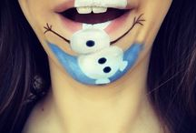 Maquillaje creativo!!