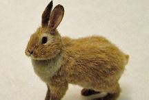 miniatur animals & dolls