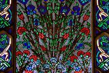 Revzenler - Ottoman stained glass art