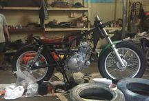 My Ride suzuki / Gsx250
