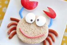Creative Kid Food / by Christy Ong