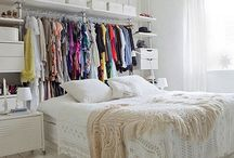 Bedroom/Closet Hacks / by Chelsea Marie