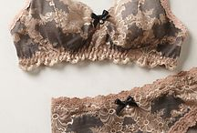 Lingerie / by frances vintage