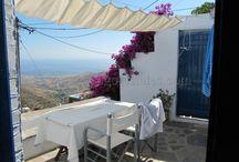 Vacance dans les Cyclades Ile de Tinos / Maisons classées de caractère Tinos