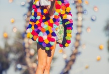 Pom Pom Party / by Flannery Good // The Fashion Tweaker