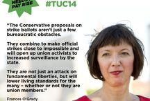 TUC Congress 2014 / by Stronger Unions from the TUC