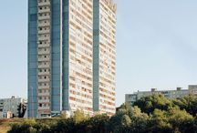 Panel buildings