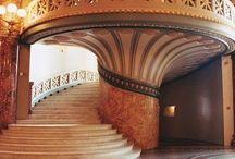 Stairs / by Alonso Ayala