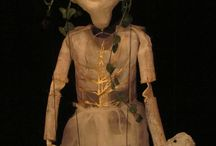 puppets / by Cynthia Mowery